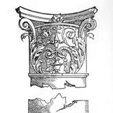 Säulenentwurf