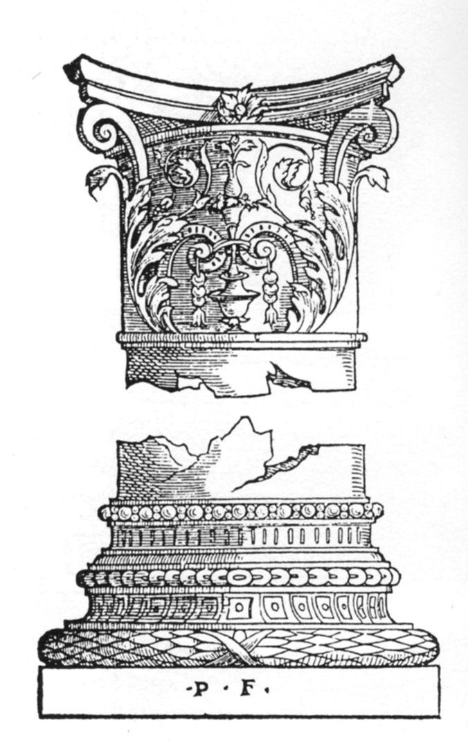 Säulenentwurf Säulenentwurf