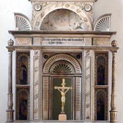 Flötner Altar (Ansbach)