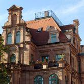 Wohnhaus, Großweidenmühlstraße 1