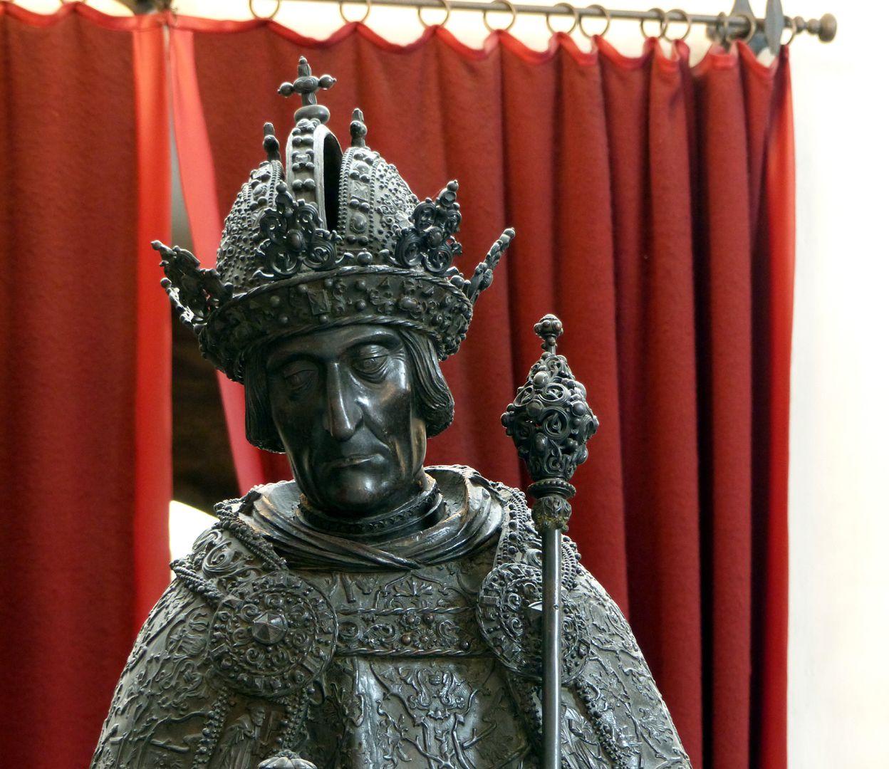 Friedrich III. (Innsbruck) Büste