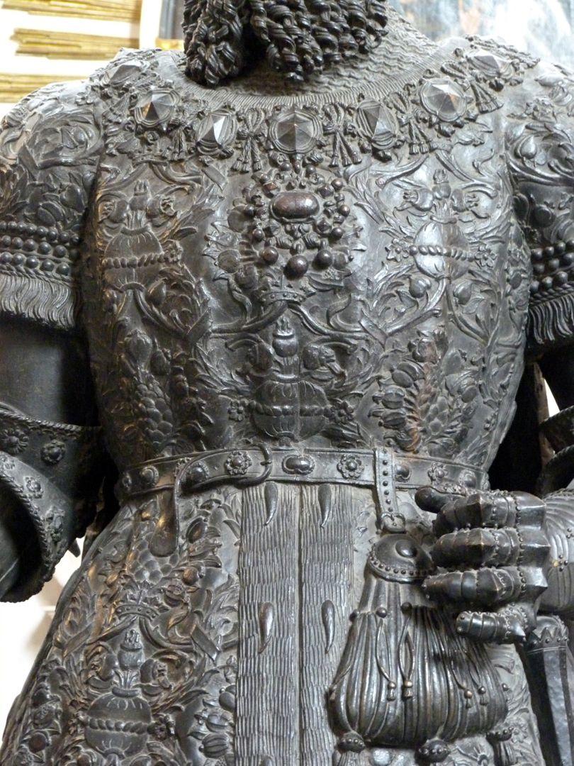 Friedrich IV. mit der leeren Tasche (Innsbruck) Rumpf