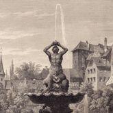 """""""Der Brunnen auf dem Maxplatz"""""""