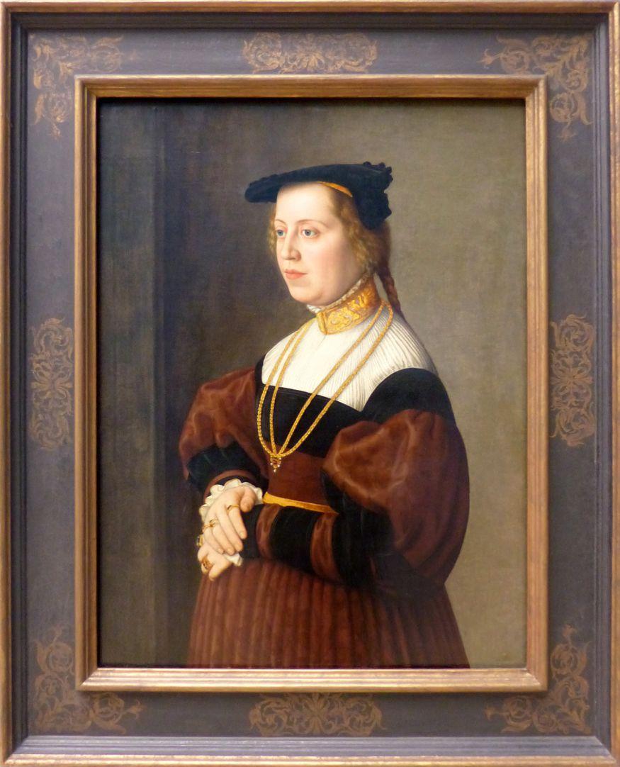 Bildnis einer 31jährigen Dame