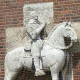 Reiterstandbild von Gustav Adolf