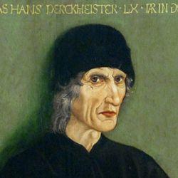 Bildnis des Nürnberger Apothekers Hans Perckmeister