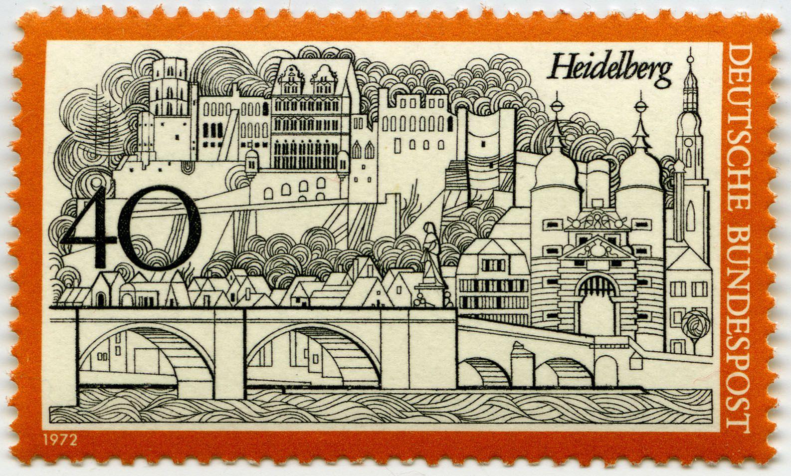 Heidelberg Gesamtansicht
