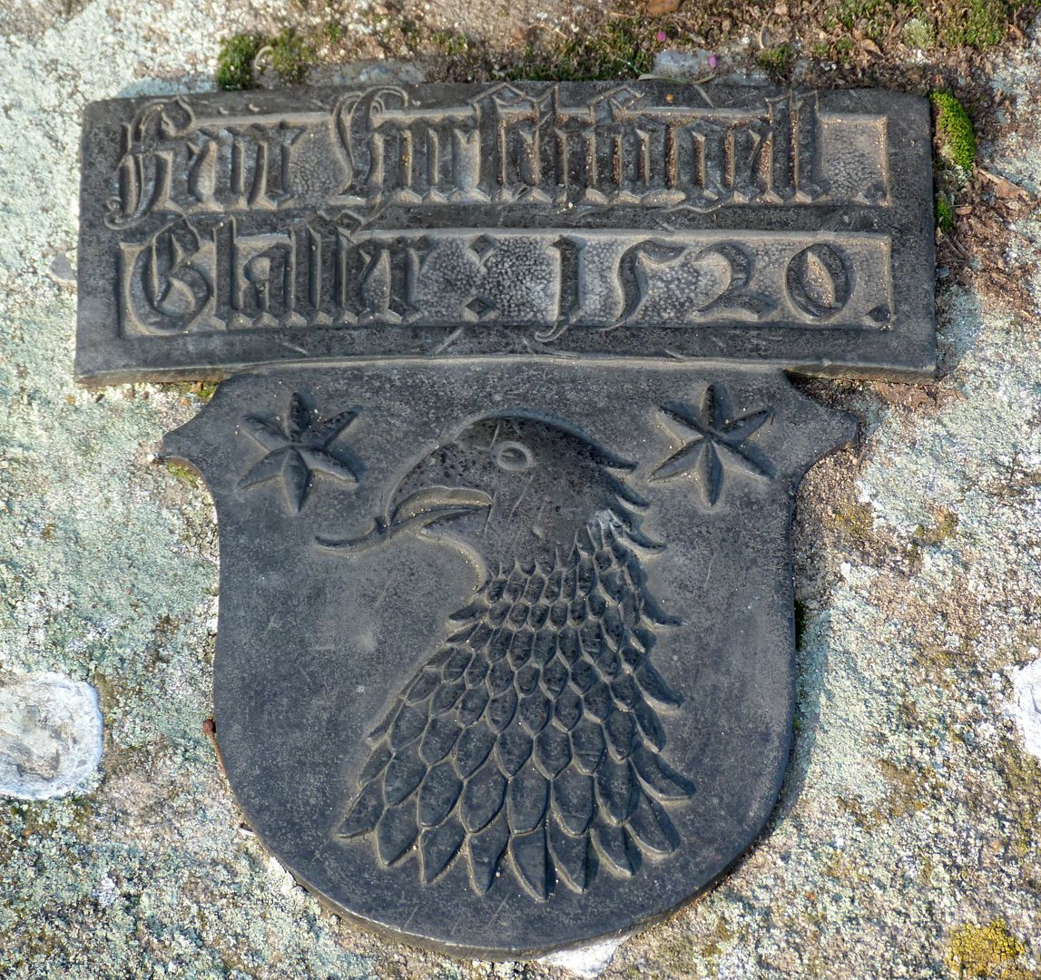 Hirsvogel Epitaph Wappenschild