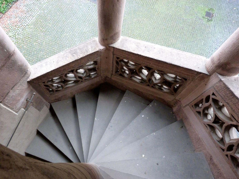 Treppen<p>Hans Behaim / 1509<br></p>