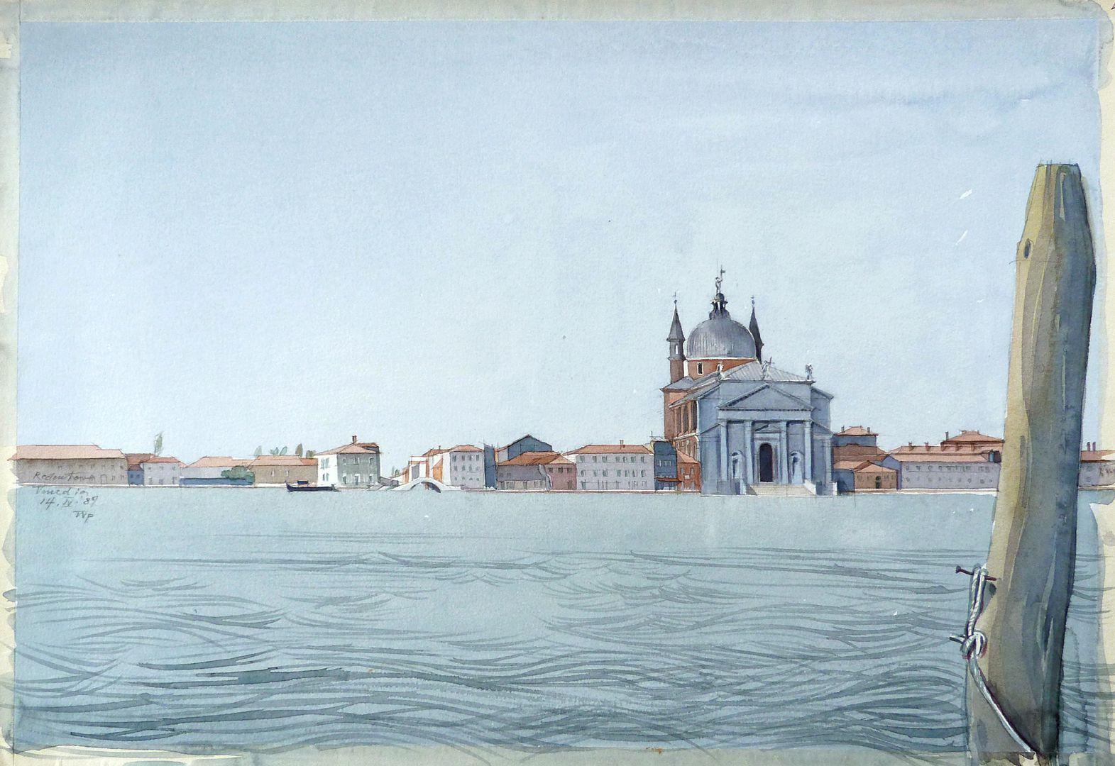 Il Redentore (Venedig) Gesamtansicht