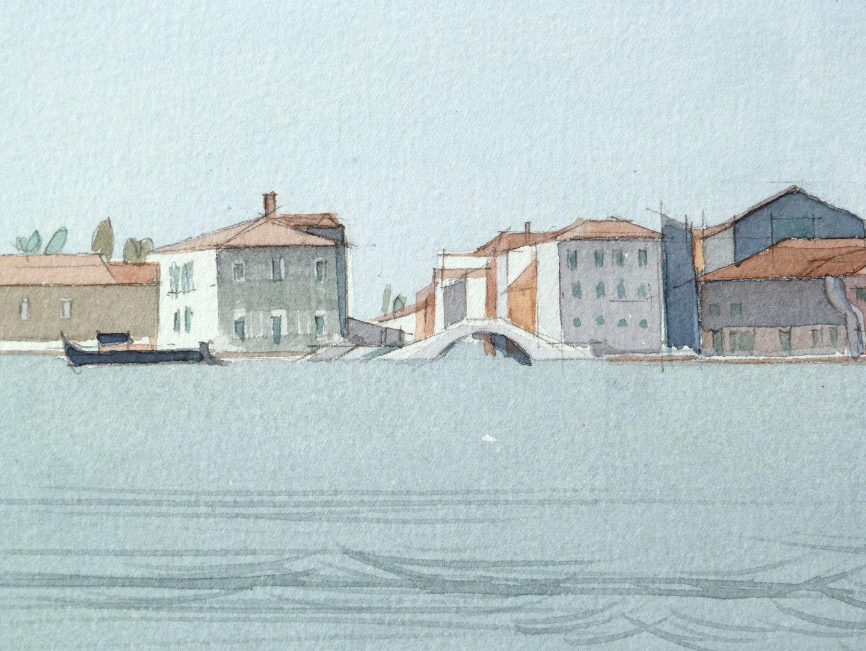 Il Redentore (Venedig) Fondamenta Croce und Fondamenta S. Giacomo