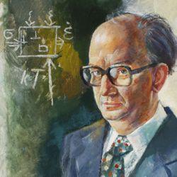 Bildnis Prof. Dr. Bernhard Ilschner
