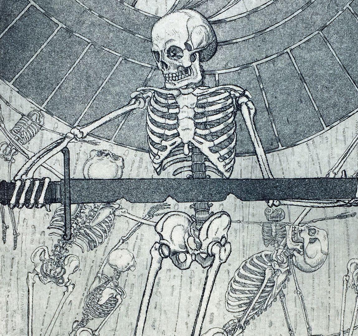 Das Sturmlied Detail