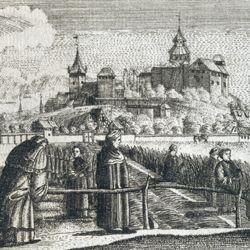Prospect der Johannes_Felder bei Nürnberg