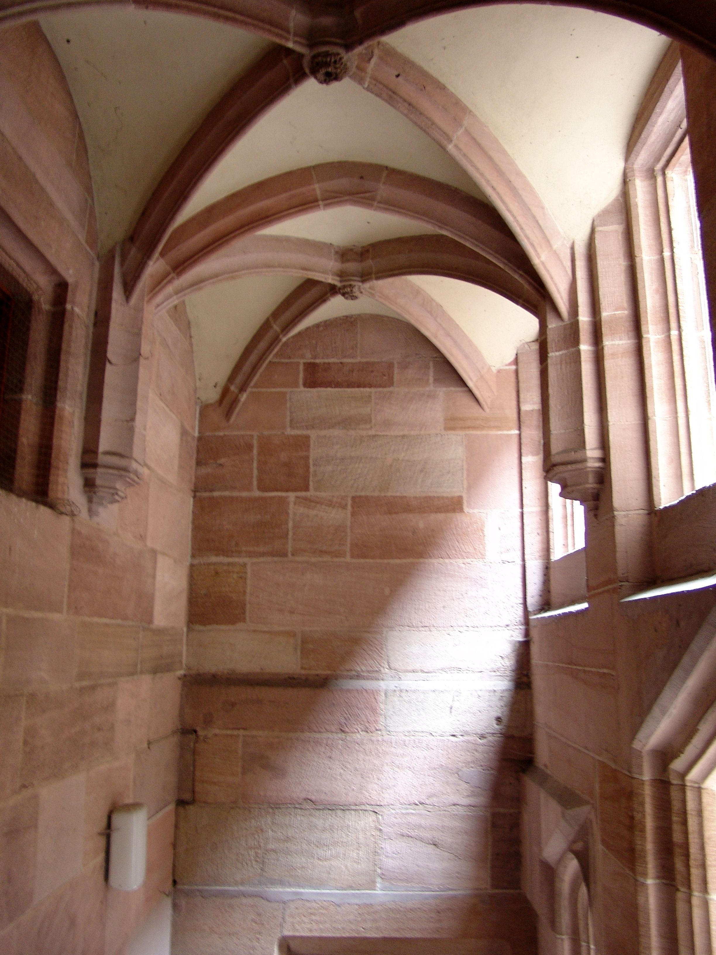 Treppen<p>Hans Behaim / 1514 - 1517<br></p>