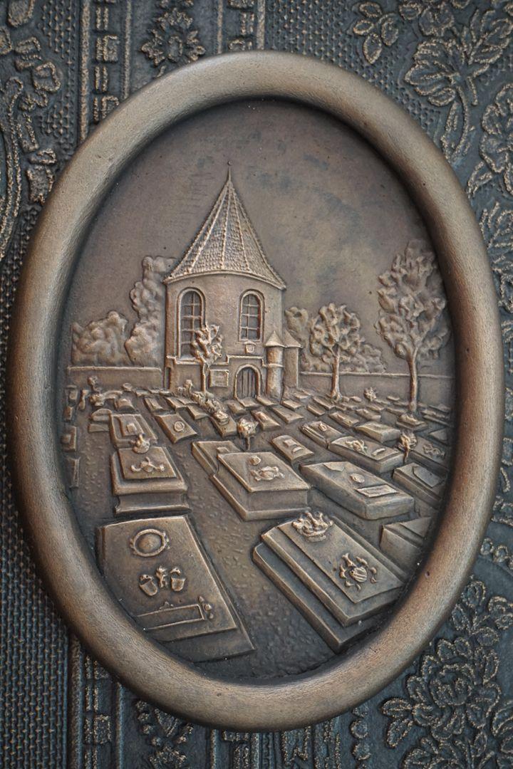 Paul Ritter Grabstätte Johannisfriedhof mit Holzschuher-Kapelle