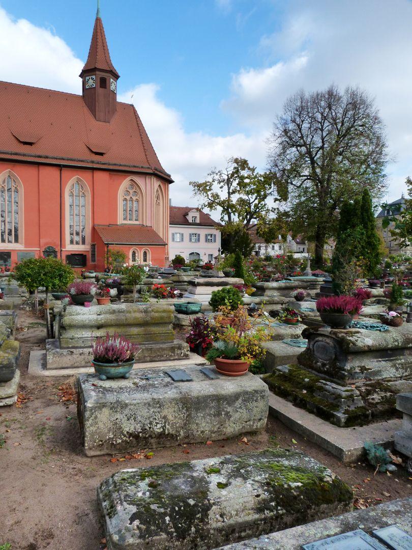 Paul Ritter Grabstätte Grabstätte, Zustand Oktober 2018