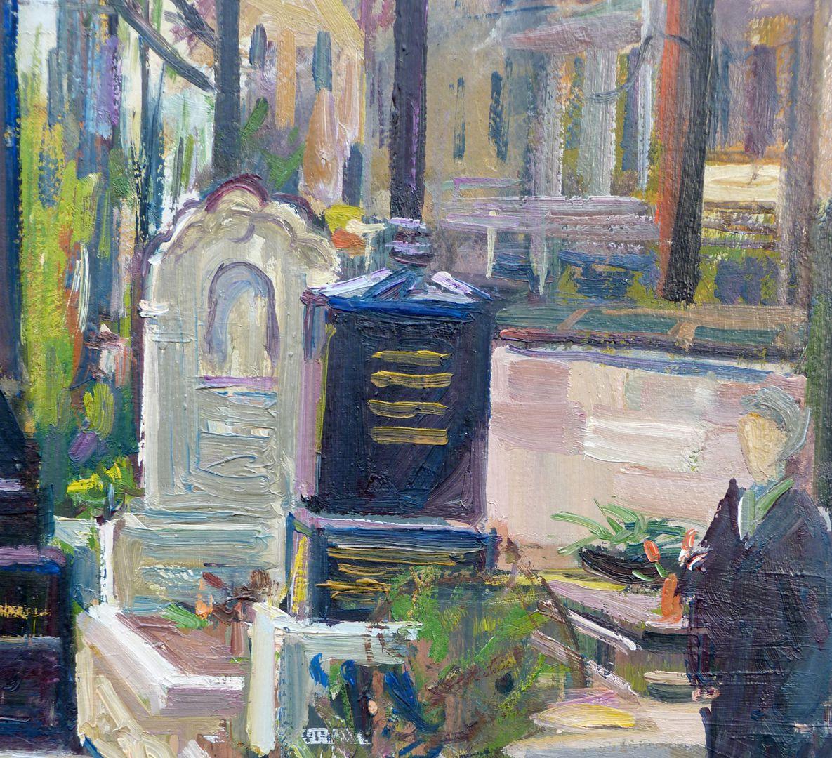 Johannisfriedhof Detail