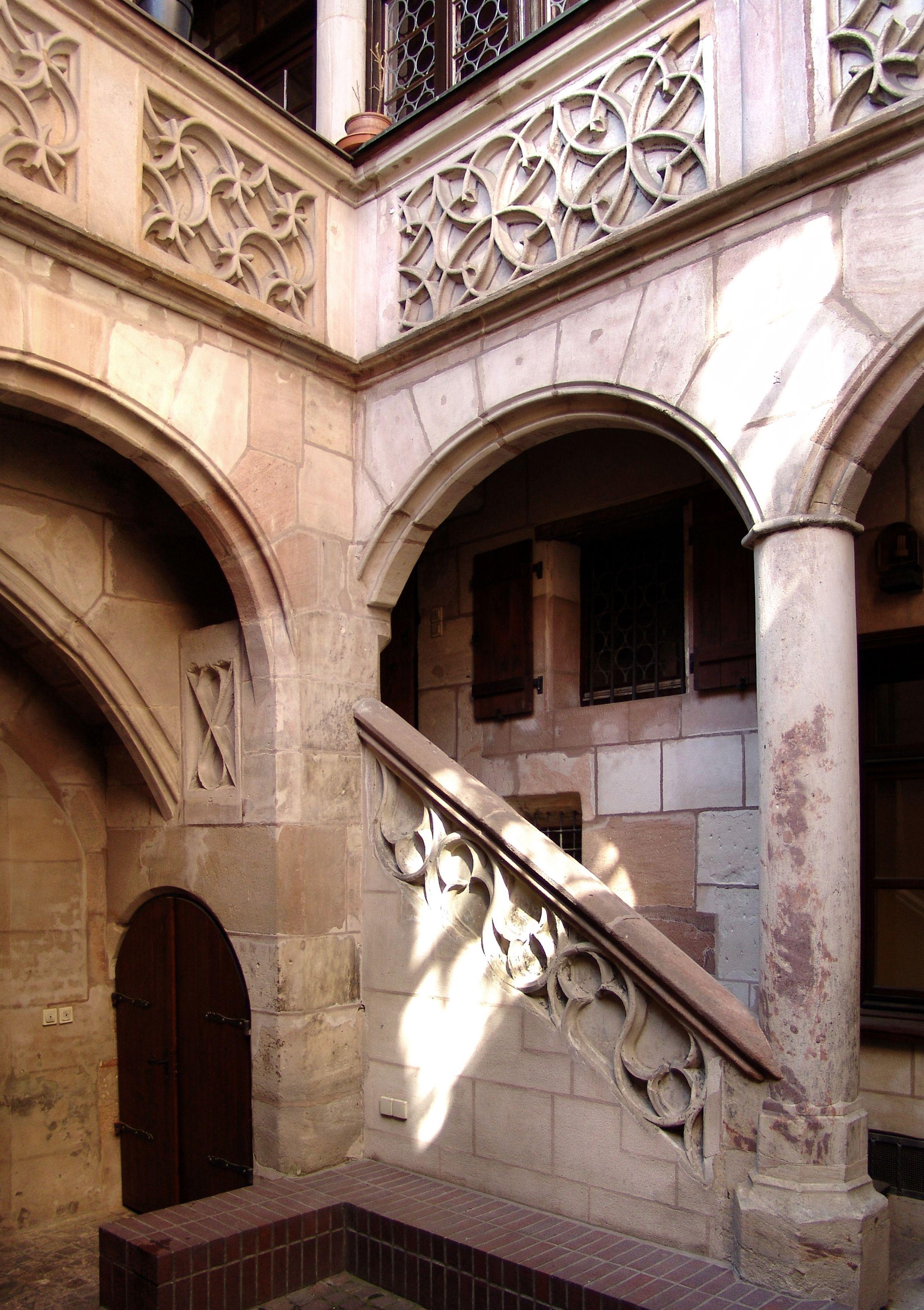 Treppen<p>1519</p>