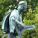Minnesängerbrunnen