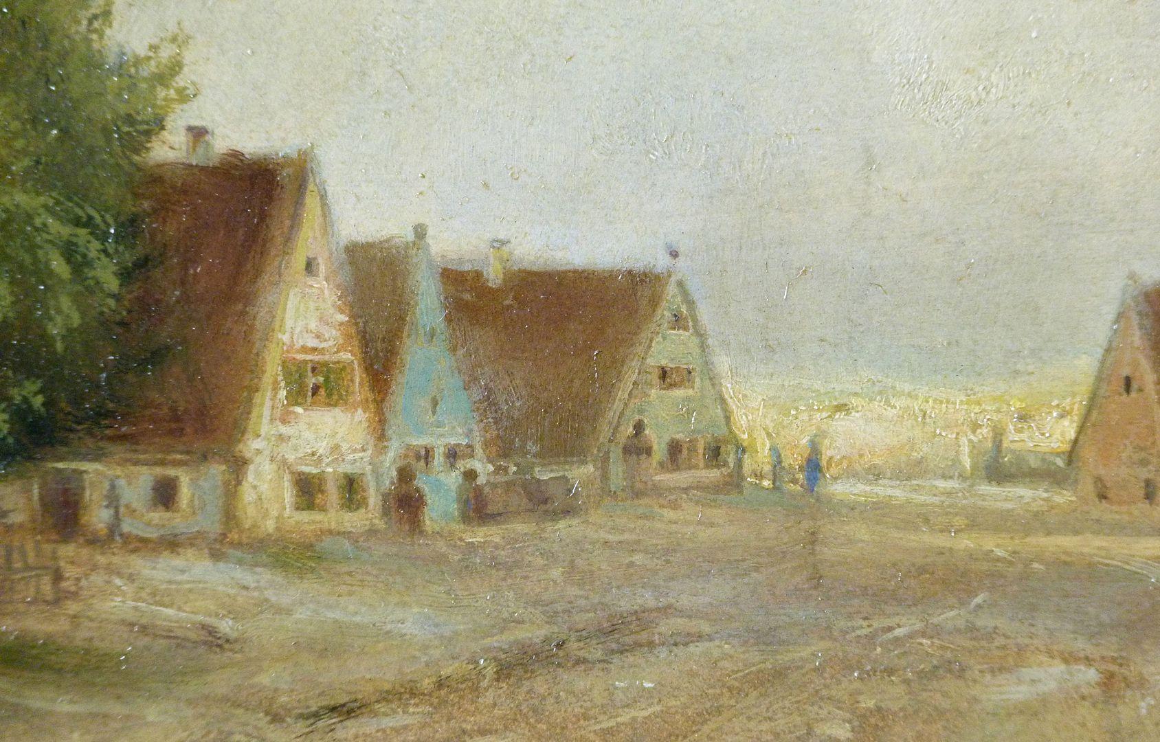 Kleinreuth Detailansicht, linke Bildmitte
