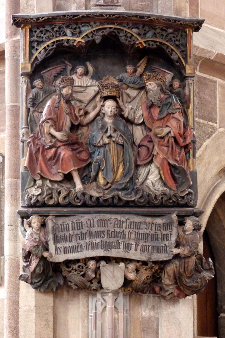 Epitaph des Hans Rebeck Gesamtansicht