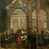 Bancoherren und Banchieri