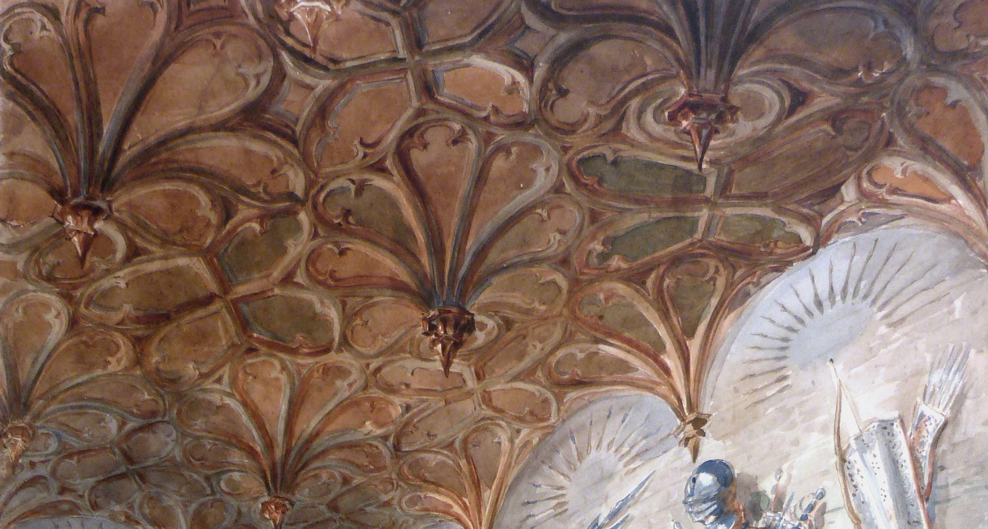 Waffenhalle Detail