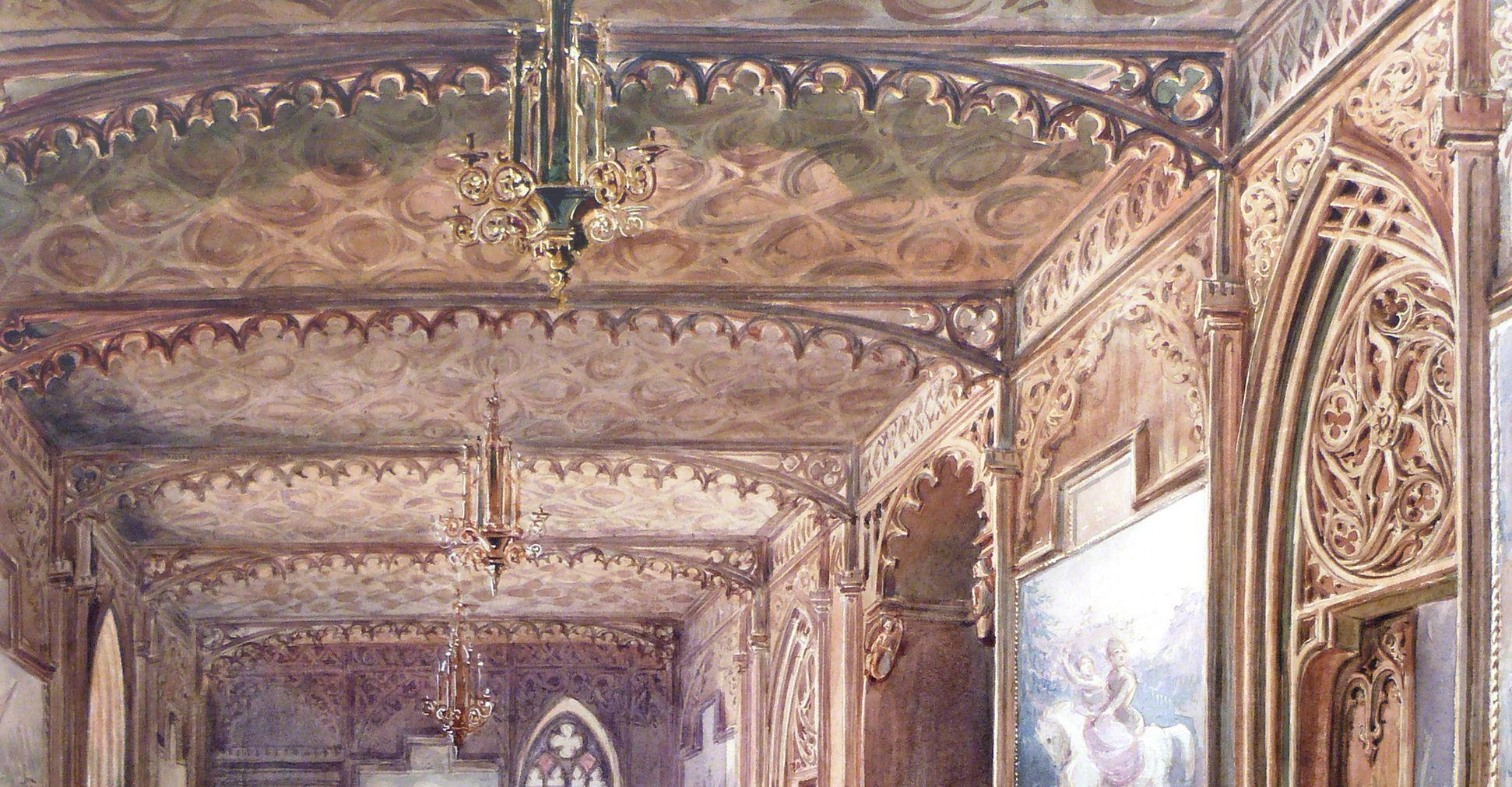 Saal Detail