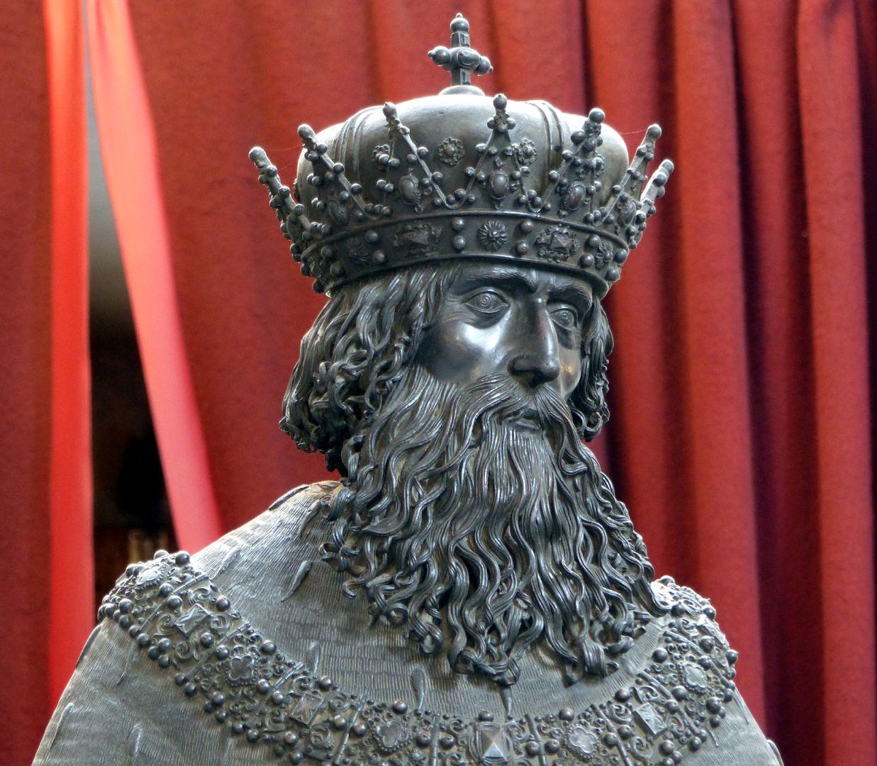 Leopold III. (Der Heilige) (Innsbruck) Büste