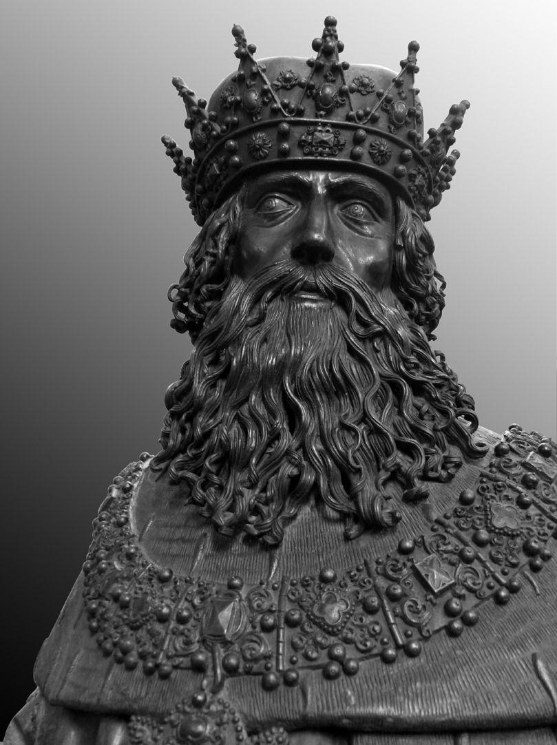 Leopold III. (Innsbruck) Büste