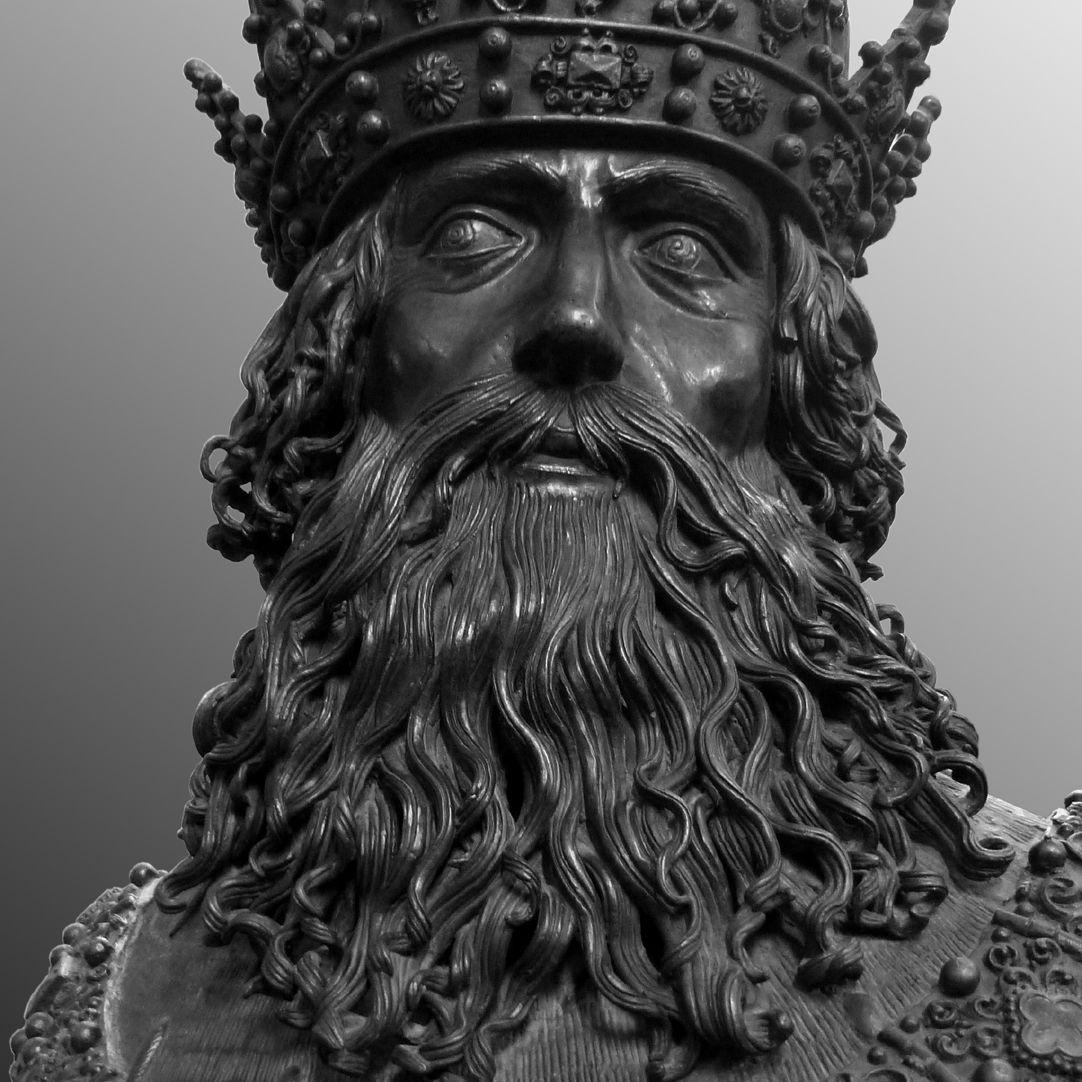 Leopold III. (Innsbruck) Kopf