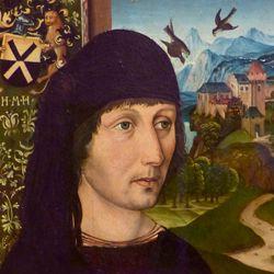 Portrait des Levinus Memminger
