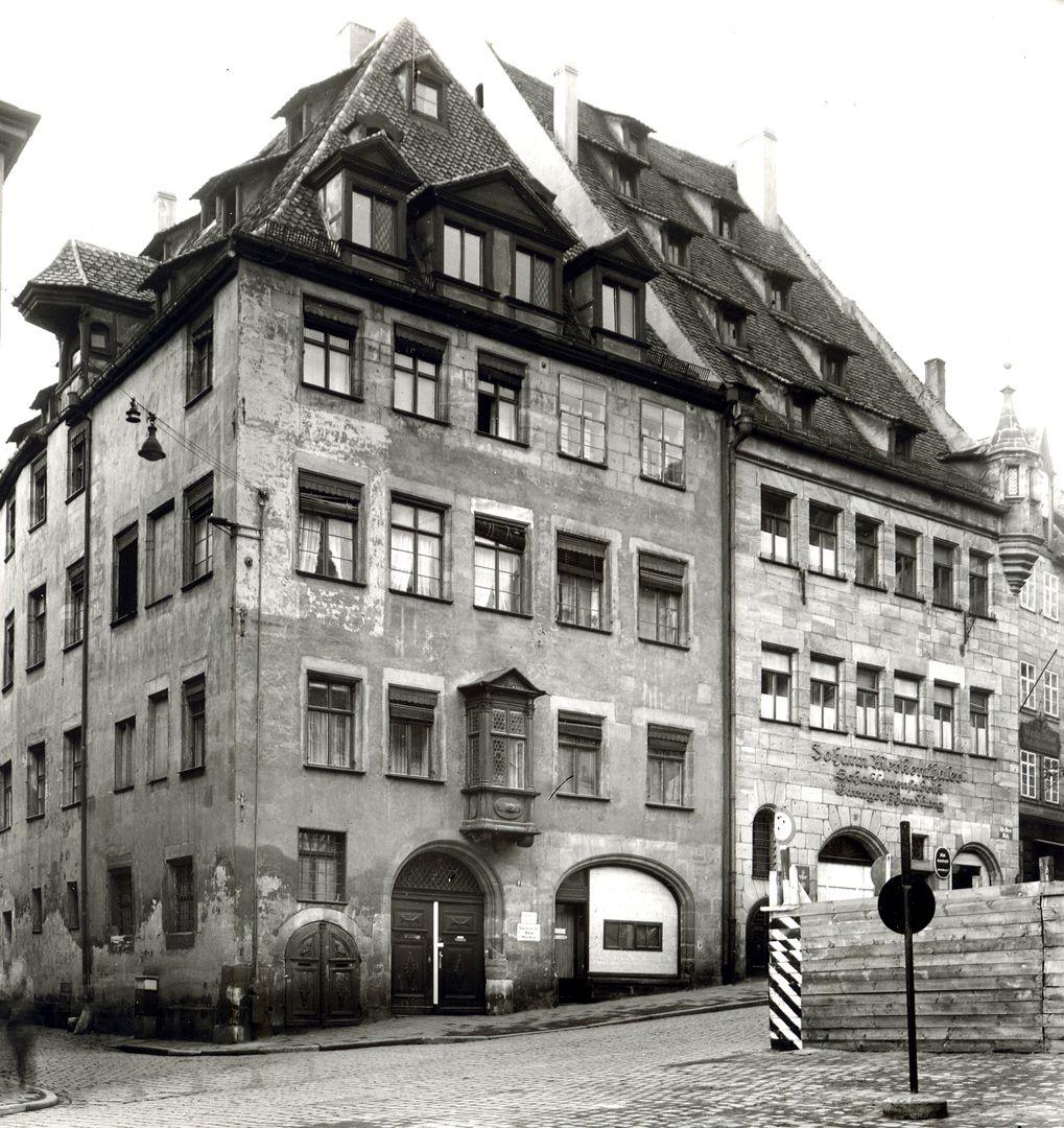 Ärztehaus historische Ansicht