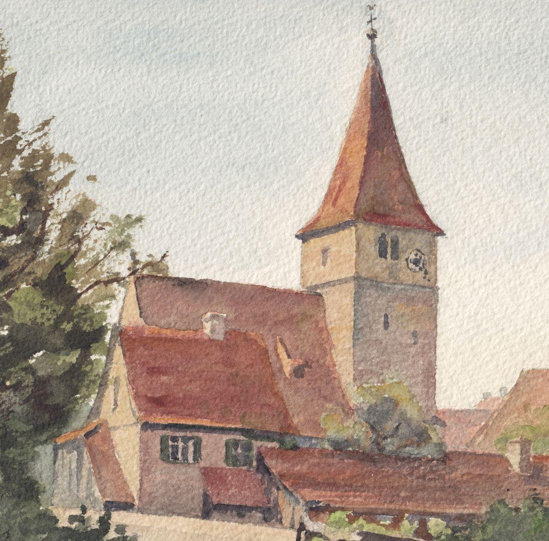 Katzwang bei Nürnberg Detail
