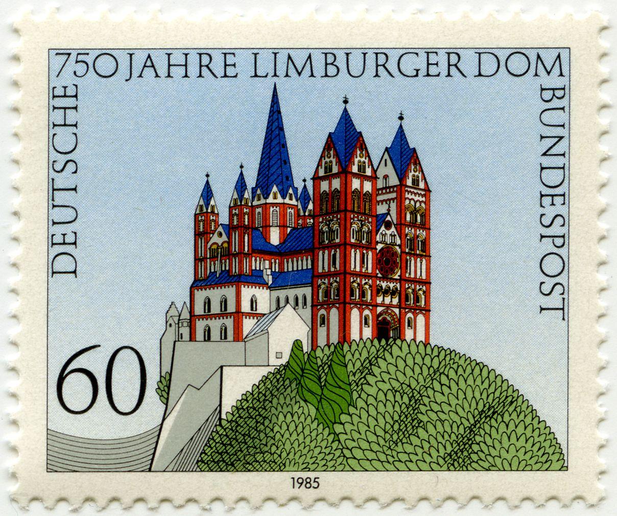 Limburger Dom Gesamtansicht