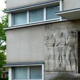 Verwaltungsgebäude des Fränkischen Überlandwerks