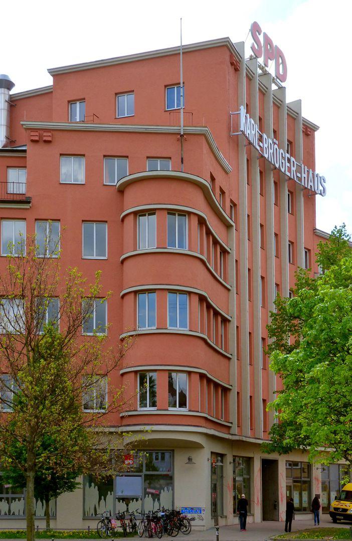 Verlagshaus der Fränkischen Tagespost Seitenansicht vom Hauptturm