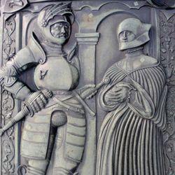 Alexius Müntzer von Bamberg (gest.1537) und Katharina Eisen (gest.1552)