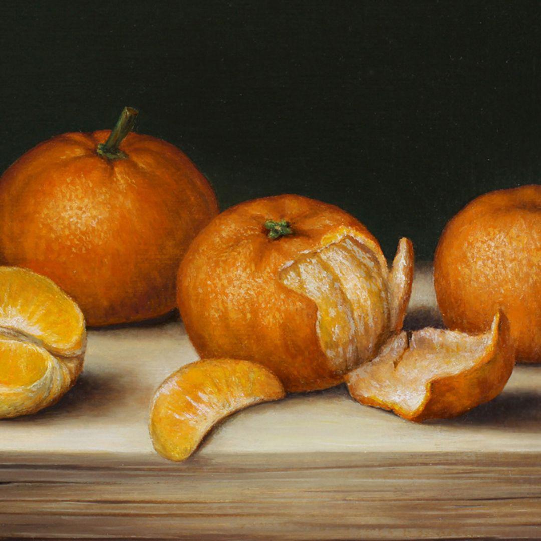 Mandarinen Detailansicht