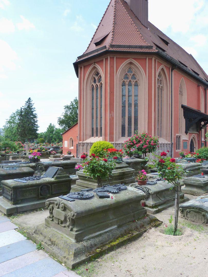 Manfred Grieb Grabstätte Lage im Gräberfeld