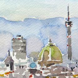 Nürnberg vom Sebalder Nordturm