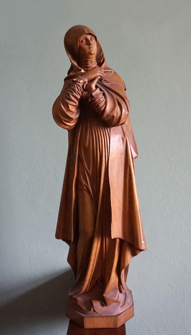 sog. Nürnberger Madonna Vorderseite