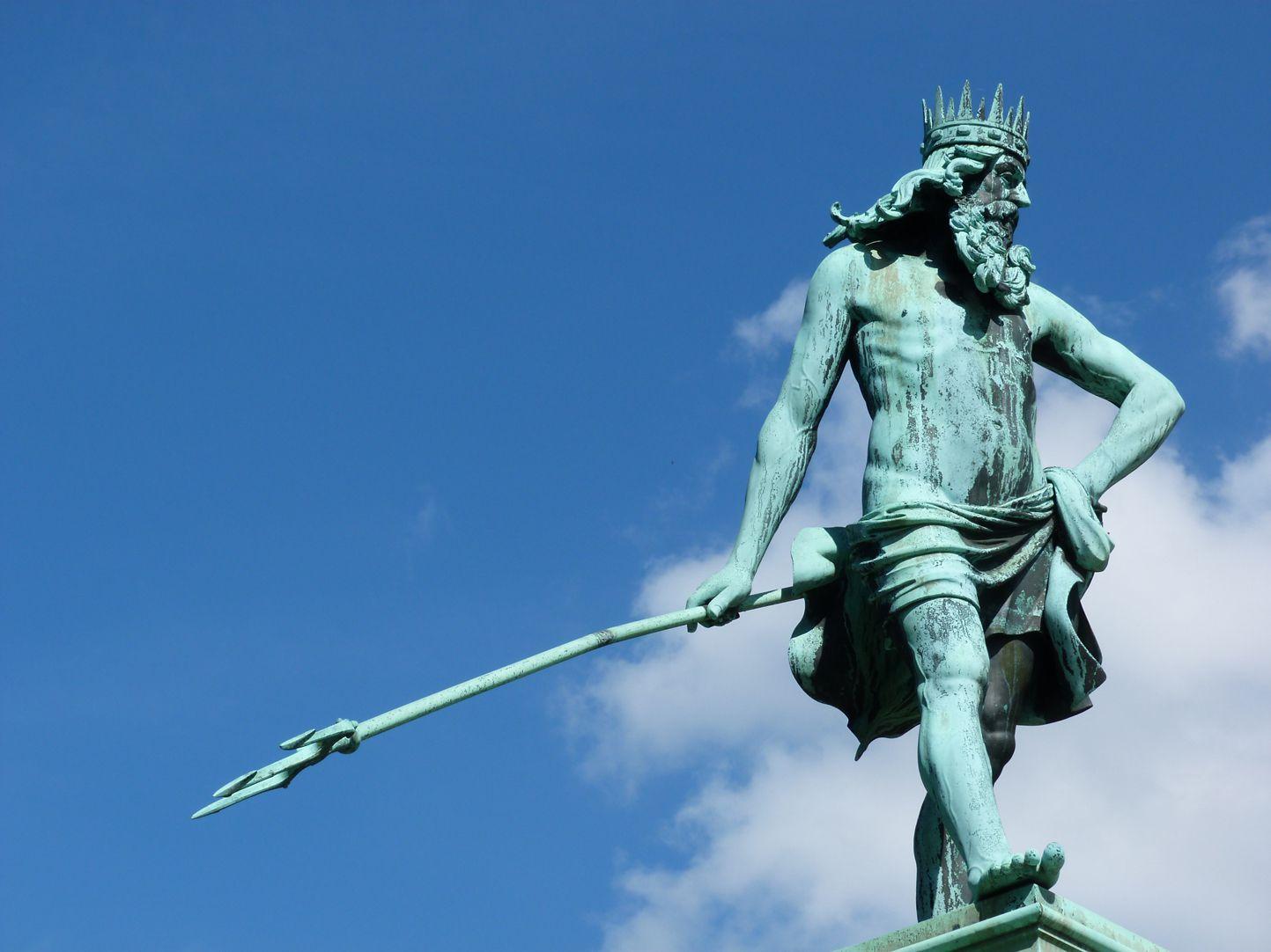 Neptunbrunnen Neptun
