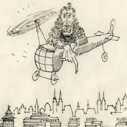 Großartig !!!?.......Alles auf die Stadtmauer !!!! ...... und den Landeplatz vergessen !!