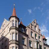Wohnhaus, Penzstraße 15