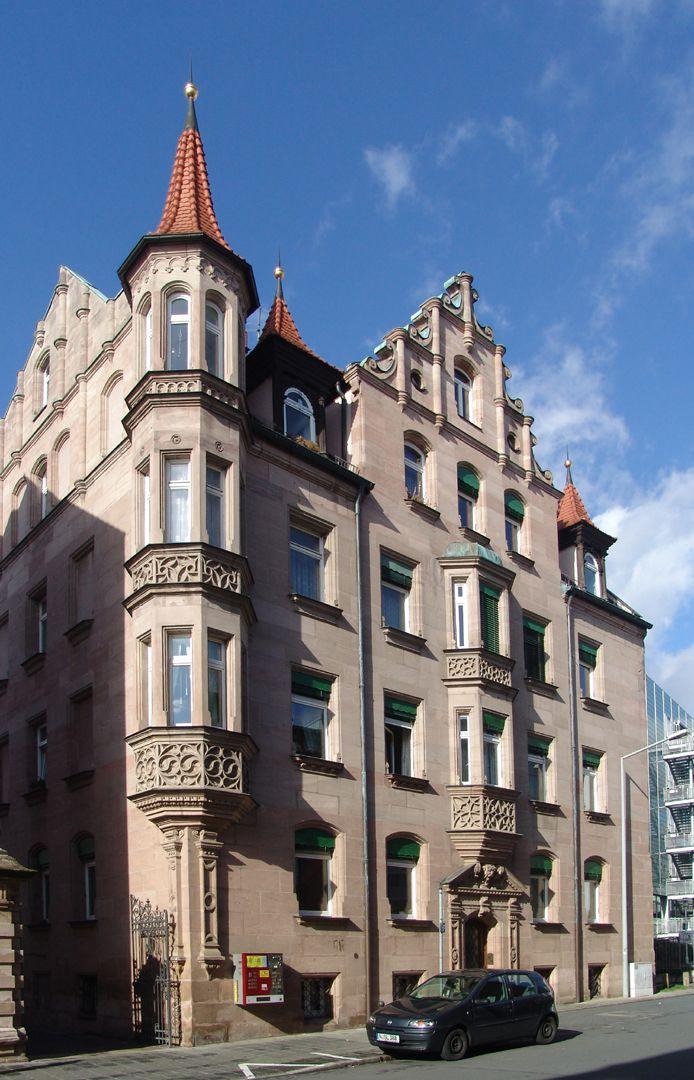 Wohnhaus, Penzstraße 15 von SO