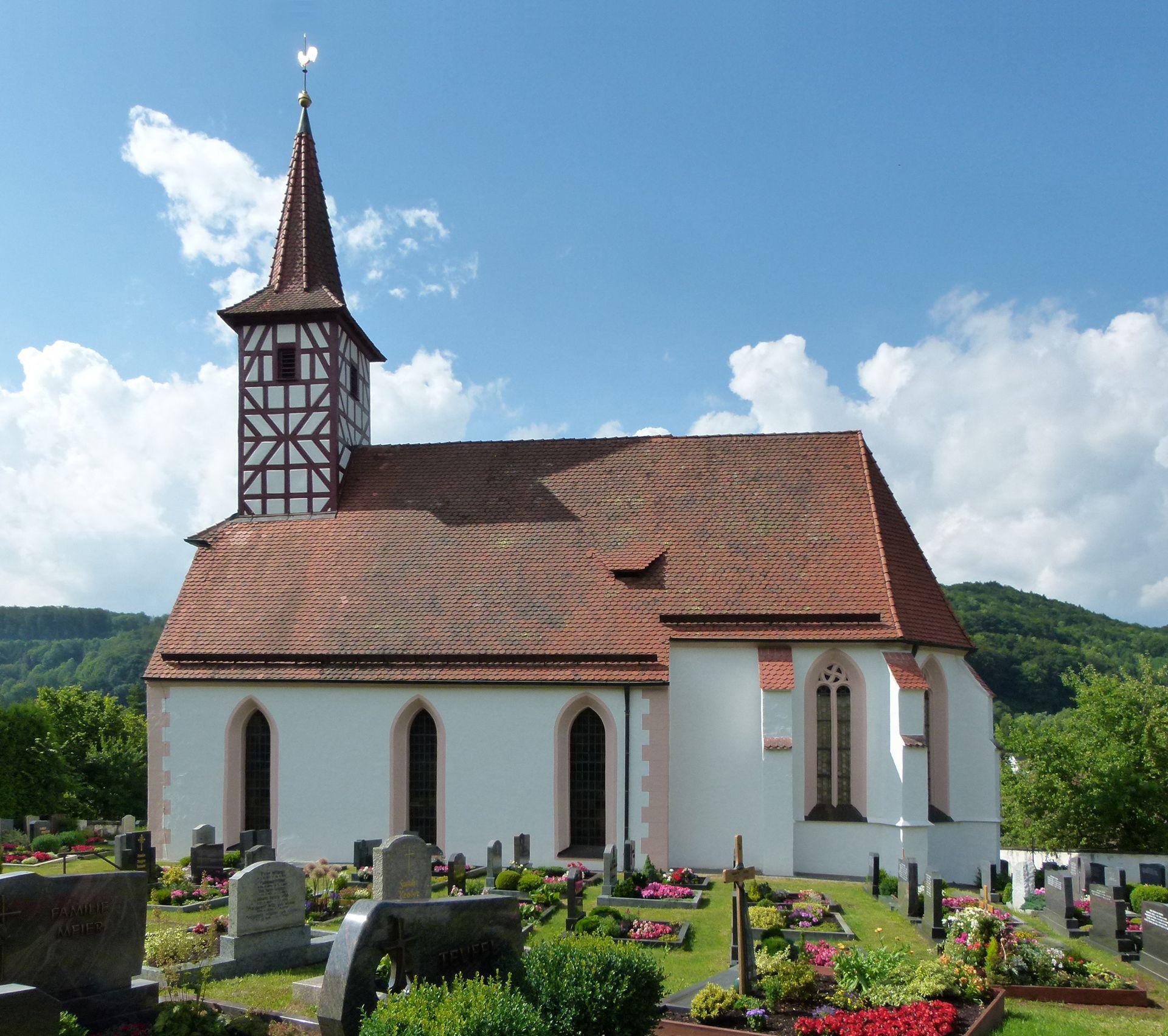 Osternoher Altar Kirche von S