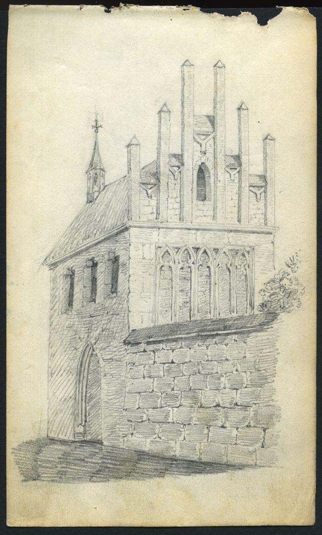 Skizzenbuch von Paul Ritter