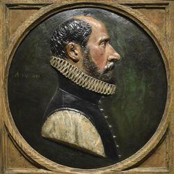 Portrait des Paulus II. Praun (1548-1616)